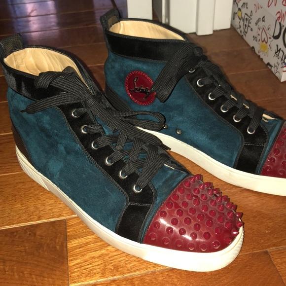 09ed6baa0c0 Christian louboutin sneakers